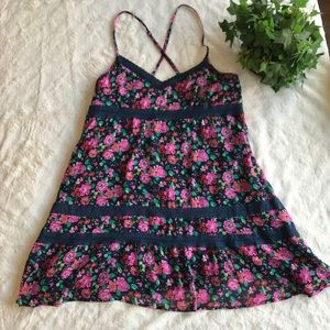 ⚡️3 for $10⚡️ Abercrombie & Fitch floral dress